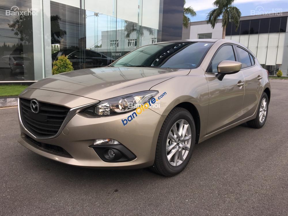 Bán ô tô Mazda 3 sản xuất năm 2017, 685tr