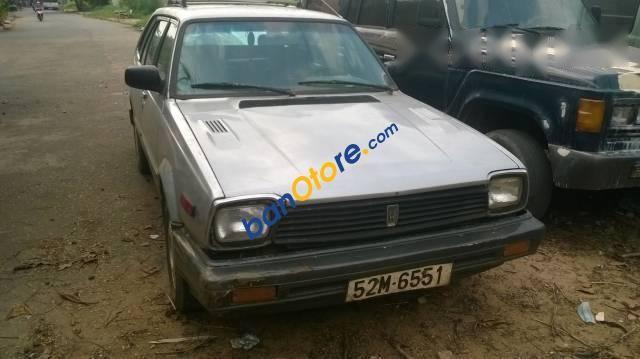 Cần bán xe Honda Pilot năm 1985, màu bạc, giấy tờ đầy đủ hợp, biển số thành phố Hồ Chí Minh