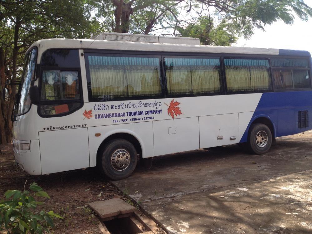 Bán xe Hyundai 29 chỗ biển số Lào