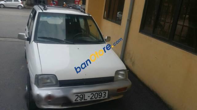 Bán Daewoo Tico sản xuất 1993, màu trắng, xe đẹp