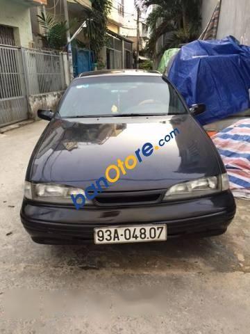 Bán Daewoo Prince sản xuất năm 1995, màu đen ít sử dụng