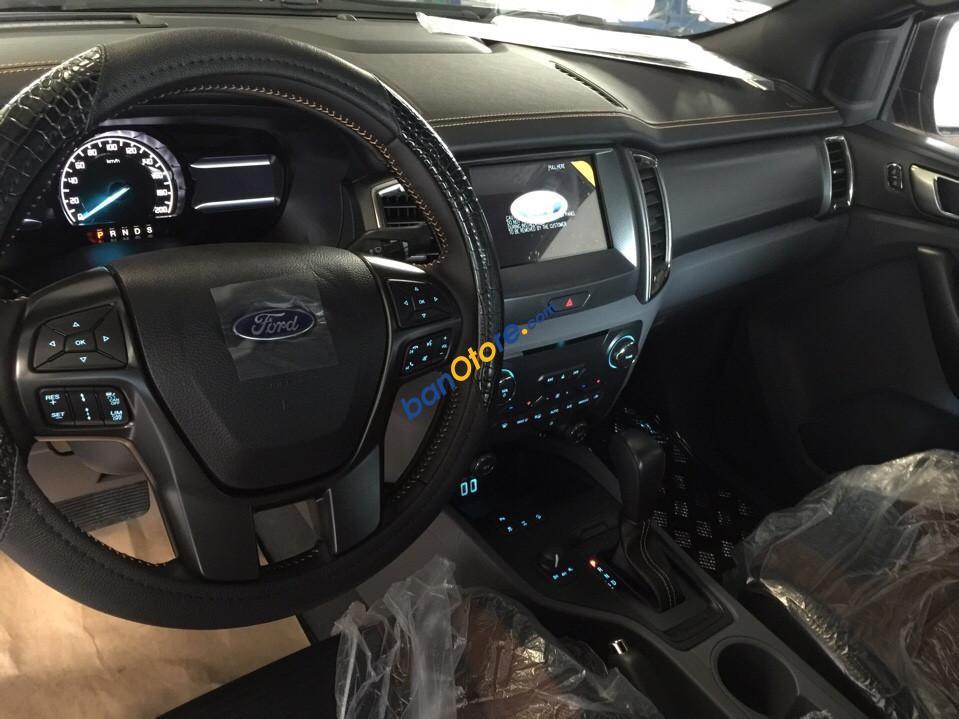 Cần bán xe Ford Ranger sản xuất 2016, nhập khẩu nguyên chiếc
