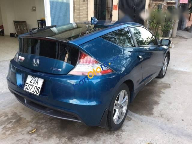 Cần bán xe Honda CR Z sản xuất năm 2011, màu xanh lam