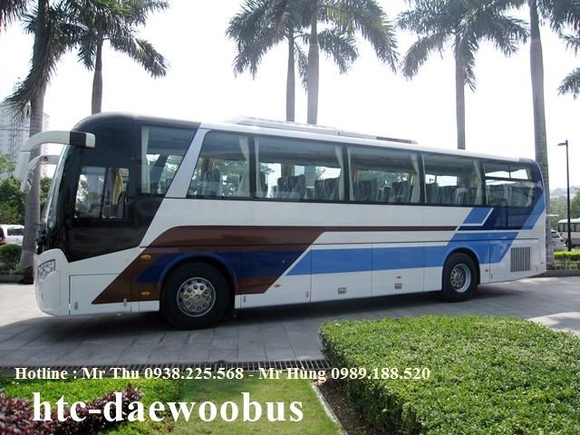 Bán xe khách Daewoo GDW6117HKC