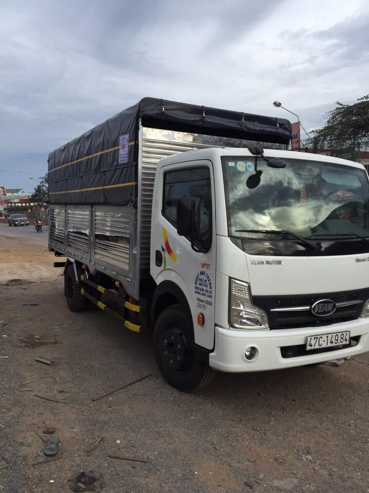 xe tải Veam VT651 tải trọng 7,2 tấn trả góp 0 đồng 5 năm