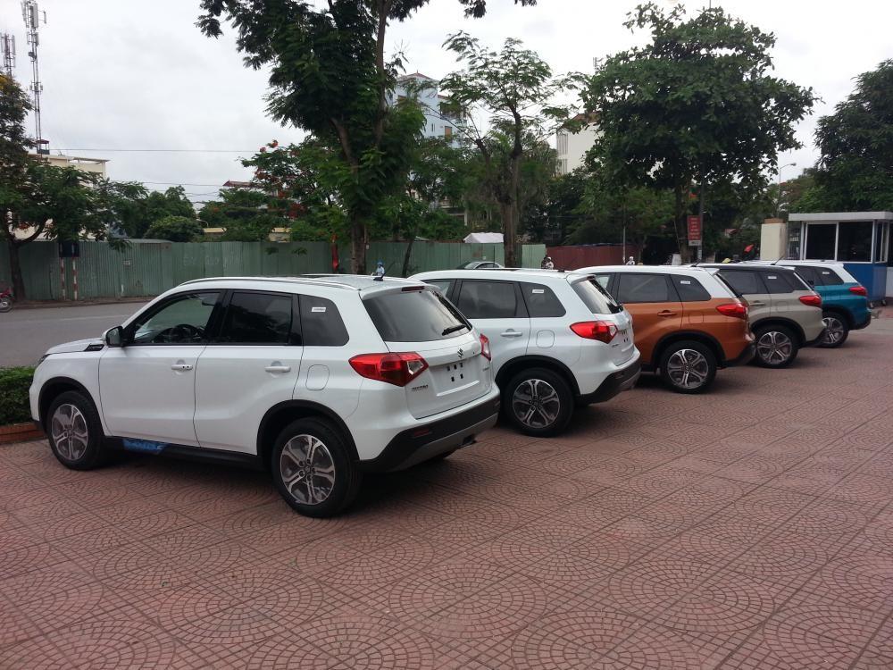 Bán xe Vitara Suzuki Thái Bình, Suzuki Hải Phòng, Tiên Lãng, Suzuki Quảng Ninh, Vĩnh Bảo - Liên hệ SĐT 0936544179