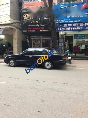 Bán Daewoo Prince sản xuất 1995, màu đen, xe nhập, 64tr