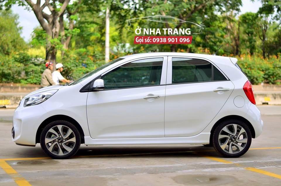 Giá xe Kia Morning 2017 - khu vực Khánh Hòa
