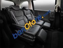 Cần bán xe Honda Odyssey 2.4 CVT sản xuất năm 2017, màu trắng, xe nhập
