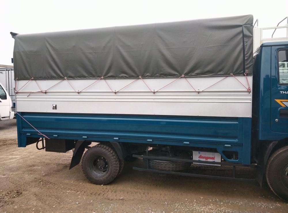 Bán xe tải Kia 2,4 tấn Thaco Trường Hải mới nâng tải ở Hà Nội