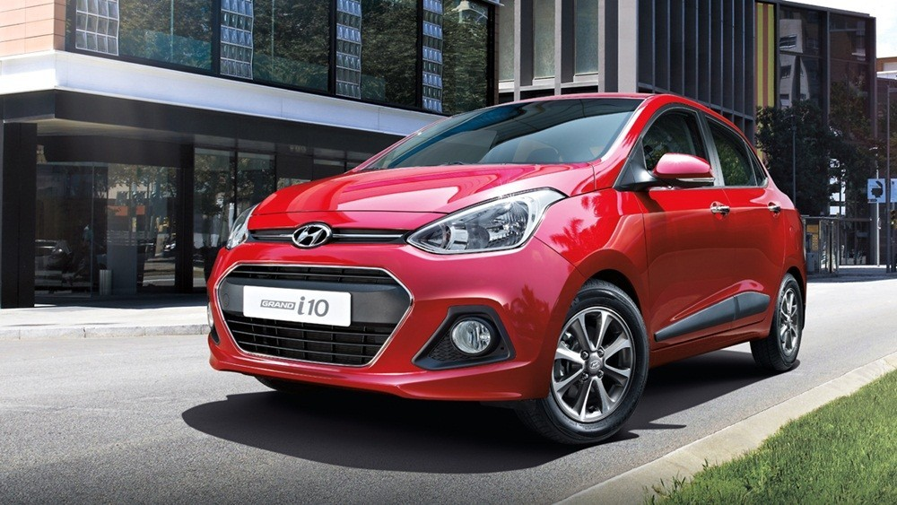 Các dòng xe được bán tại đại lý Hyundai Hà Đông