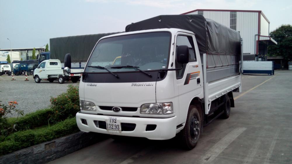 Bán xe tải Kia 2,4 Tấn Trường Hải mới nâng tải ở Hà Nội. LH: 098 253 6148