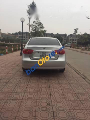 Bán Hyundai Elantra sản xuất năm 2008, màu bạc