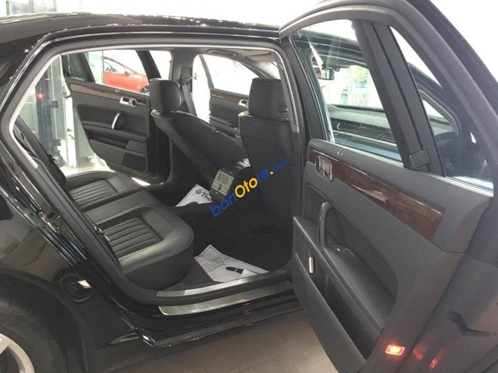 Bán ô tô Volkswagen Phaeton GP sản xuất 2013, màu đen, nhập khẩu