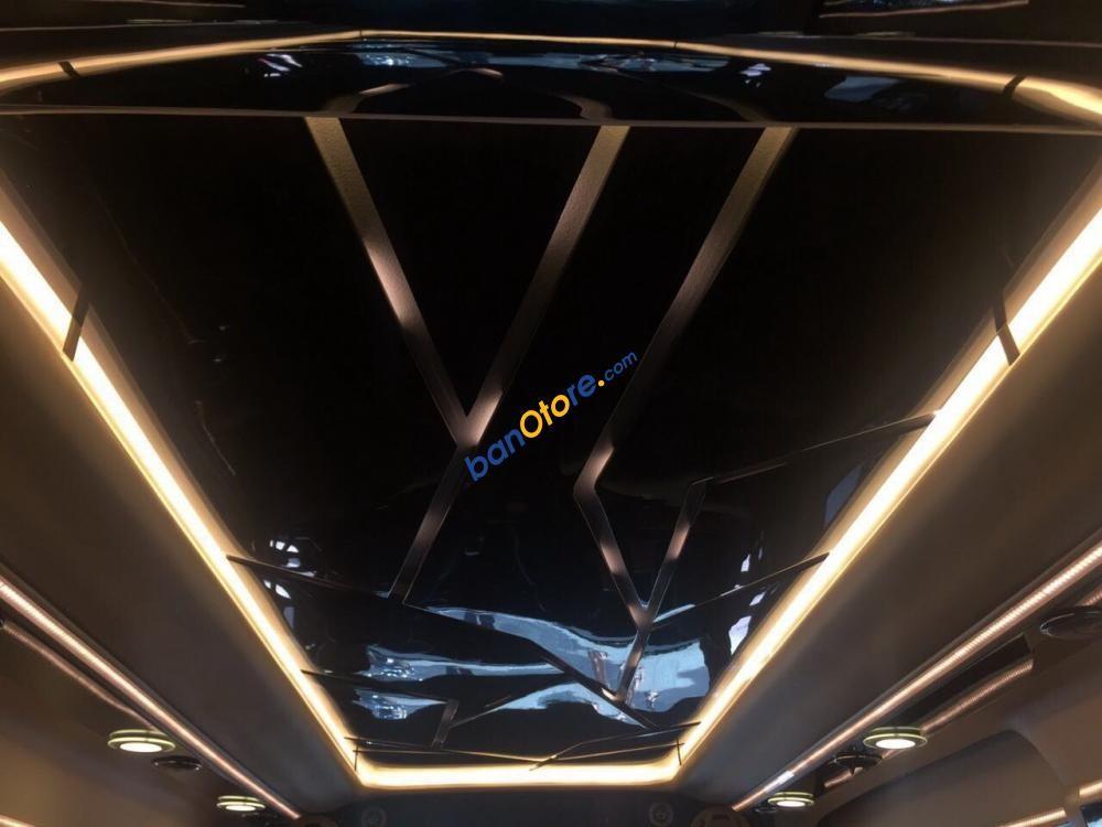 Bán xe Ford Transit Limousine sản xuất năm 2017
