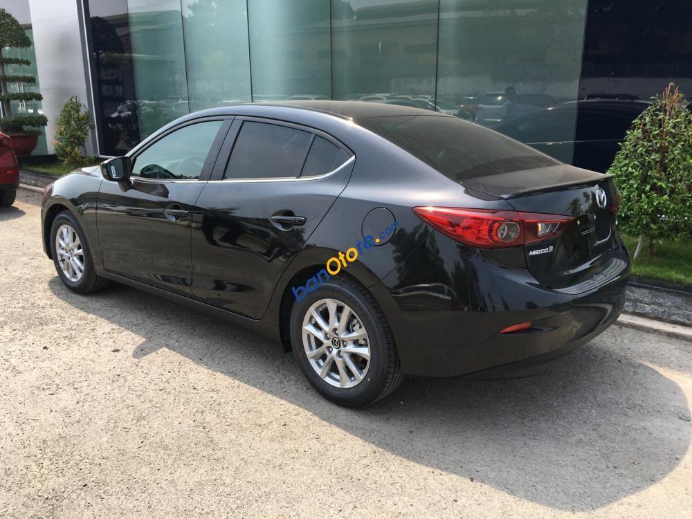 Bán xe Mazda 3 1.5L sản xuất 2017, màu đỏ