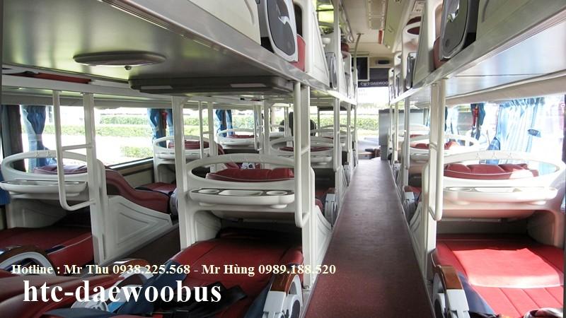 Bán xe giường nằm 45 chỗ BX212