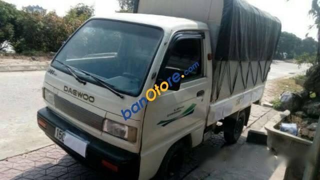 Bán xe Daewoo Labo đời 2000, màu trắng, ĐK lần đầu 2003