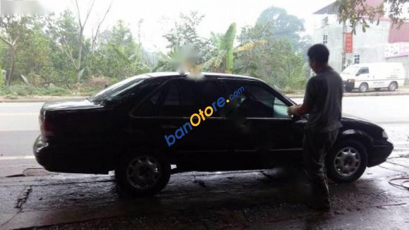 Cần bán Daewoo Prince sản xuất 1997, màu đen, 90 triệu