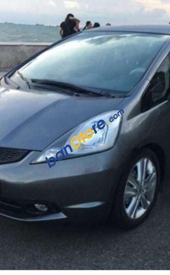 Cần bán lại xe Honda FIT sản xuất 2009, màu xám, nhập khẩu nguyên chiếc, 515 triệu
