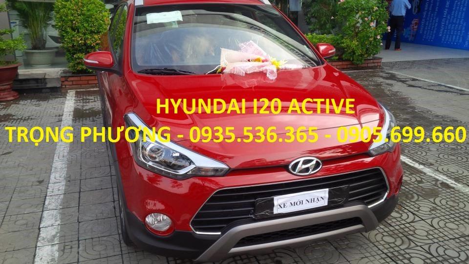 Hyundai i20 Active 2018 đà nẵng, LH : TRỌNG PHƯƠNG - 0935.536.365