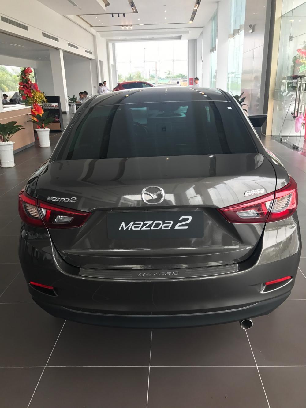 Mazda Bình Tân bán xe Mazda 2 sedan mới 100%, tặng bảo hiểm thân vỏ xe