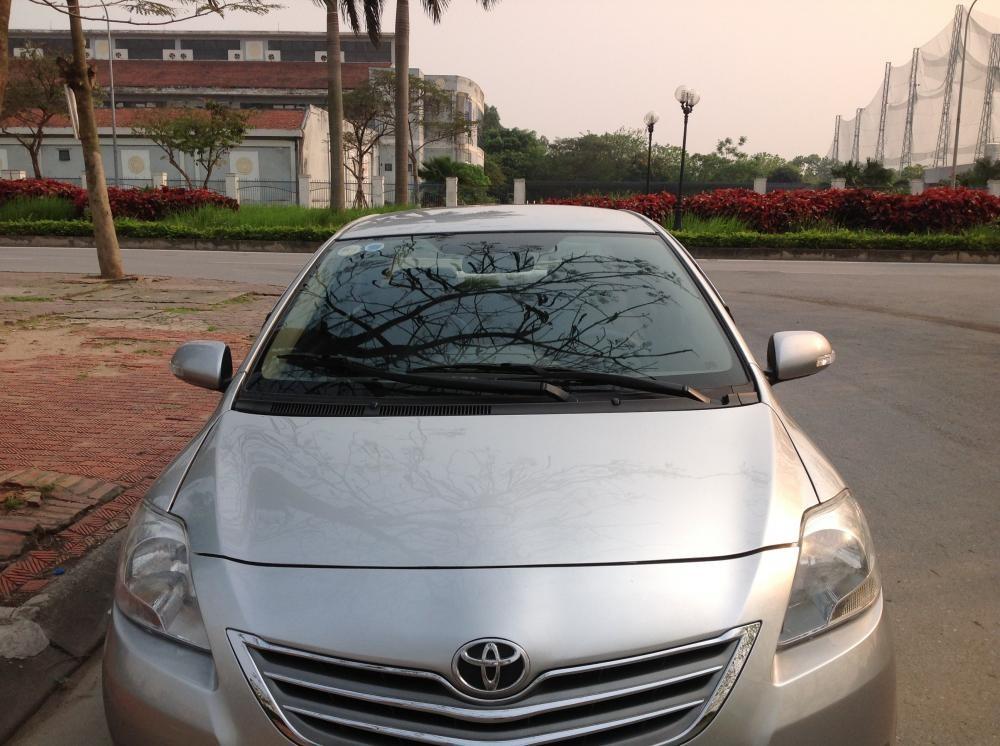 Cần bán Toyota Vios E sx cuối 2011 đăng ký chính chủ nữ sử dụng giữ cẩn thận. lh Ms Trâm 0949706990