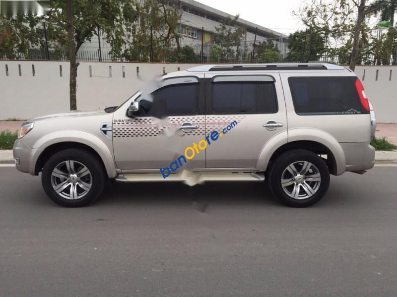 Bán Ford Everest Limited 2.5 2013, màu hồng, nhập khẩu