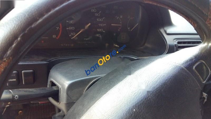 Gia đình cần bán Accord Sx 1992, xe nhập khẩu