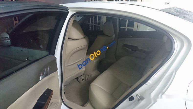 Bán xe cũ Honda Accord đời 2008, xe công chức ít đi, máy móc vận hành tốt