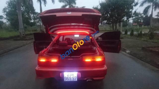 Cần bán xe Honda Integra đời 1990, màu đỏ