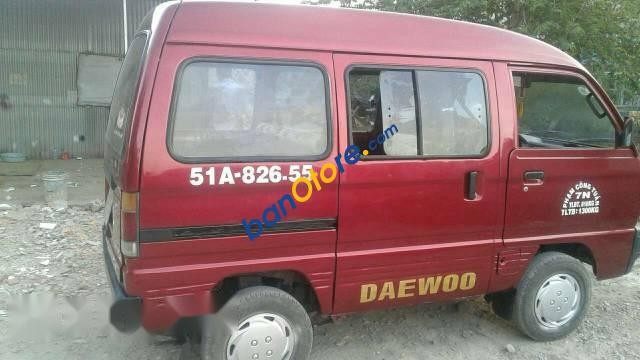 Cần bán Daewoo Labo năm sản xuất 1992, màu đỏ