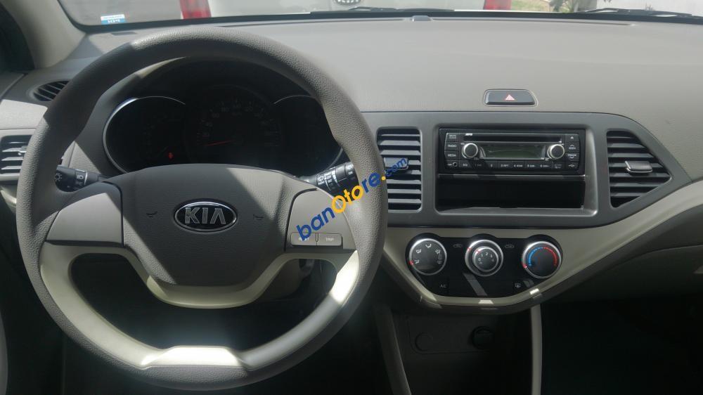 Cần bán xe Kia Morning năm sản xuất 2016, màu trắng, giá chỉ 311 triệu