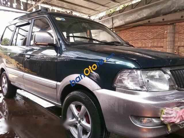 Bán Toyota Zace GL năm 2003, màu xanh lục
