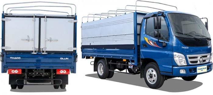 Bán xe tải Thaco Ollin 345/450/500/700, mới 100%
