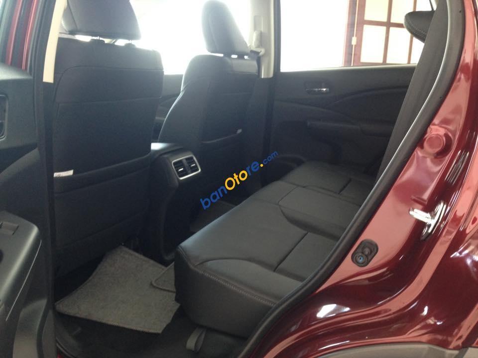 Bán Honda CR V 2.4 TG sản xuất 2017, màu đỏ