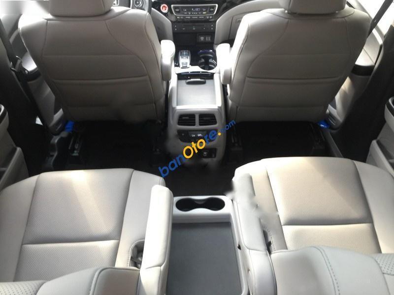 Bán xe Honda Pilot Elite 3.5 sản xuất 2015, màu đen, nhập khẩu