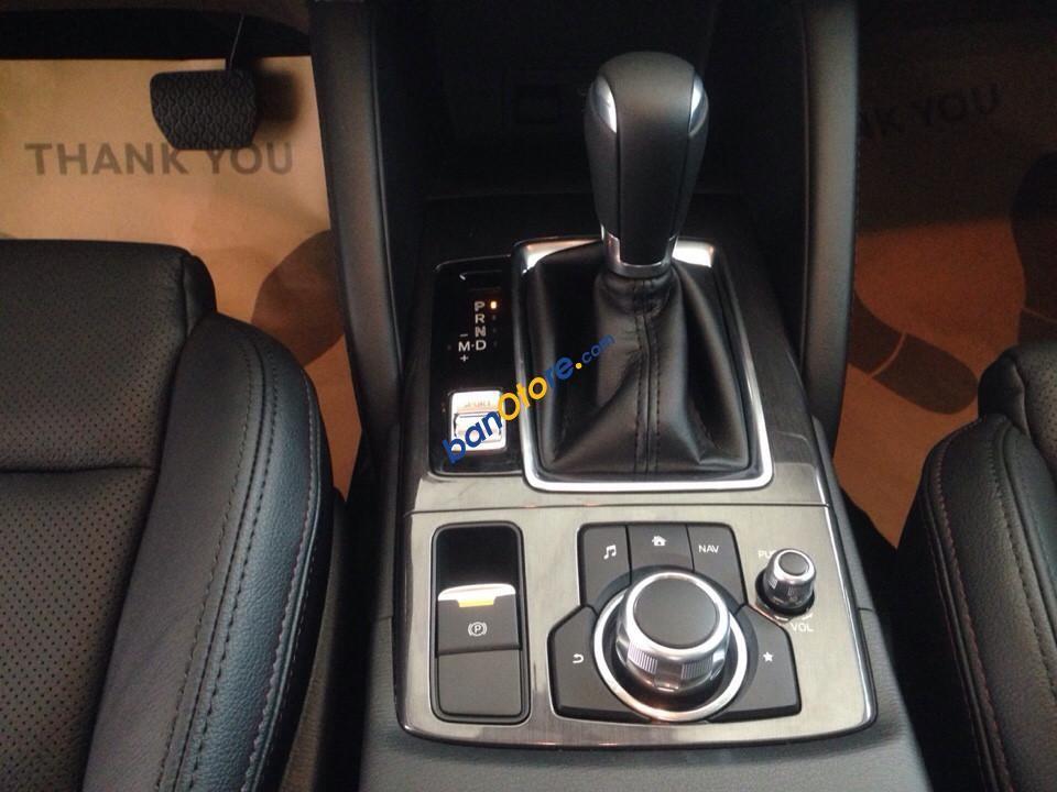Bán xe Mazda CX 5 2.0AT 2WD Facelift sản xuất 2017, màu xanh lam