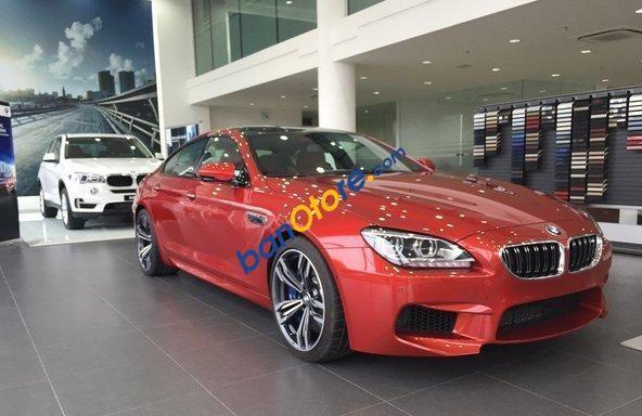 Cần bán BMW M6 Gran sản xuất 2017, màu đỏ