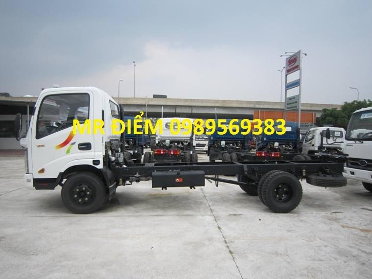 xe veam vt350 3,5 tấn động cơ hyundai  khuyến mãi thuế trước bạ