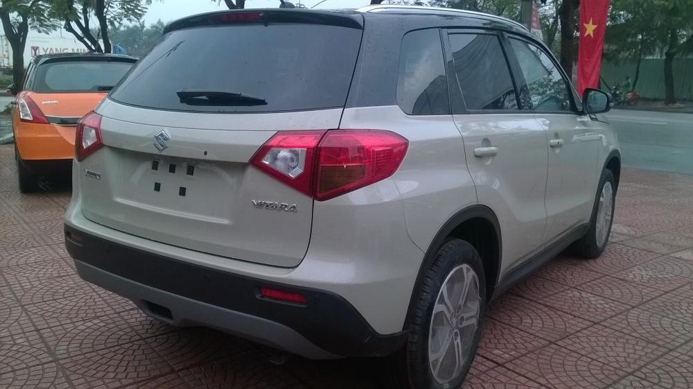Bán Suzuki Vitara năm 2017, xe nhập giá cạnh tranh