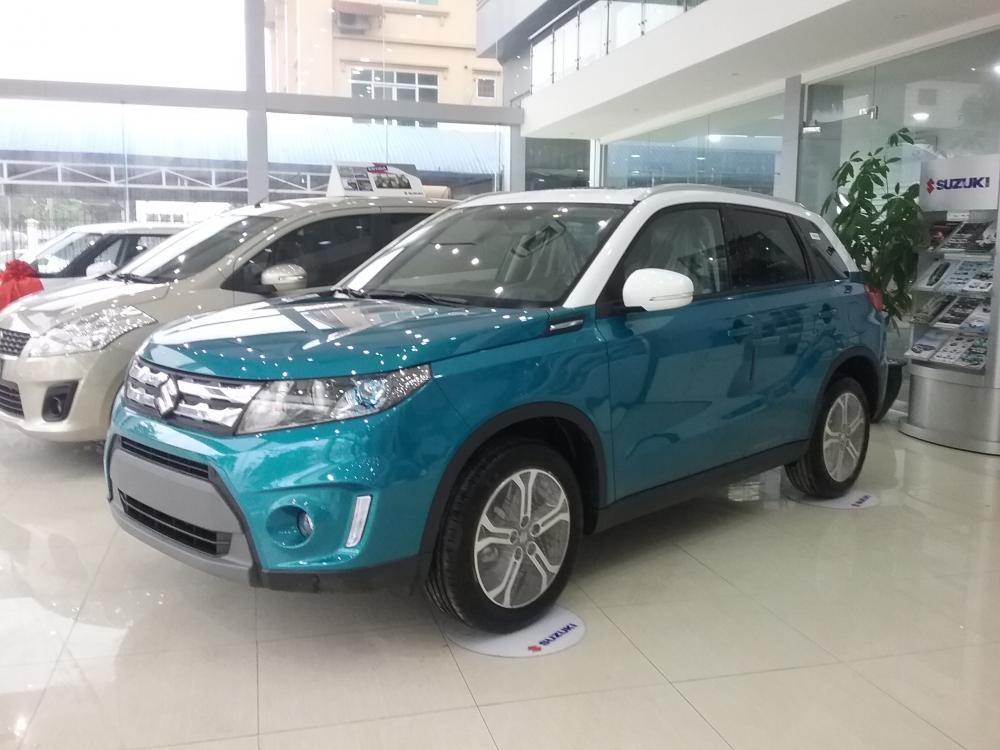 Bán Suzuki Vitara đời 2017, nhập khẩu chính hãng