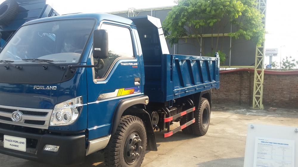 Xe Ben 9 tấn FD9000 Trường Hải, uy tín, chất lượng, giá cả hợp lý