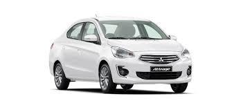 Gía xe ô tô Mitsubishi Attrage GLX, màu trắng, nhập khẩu chính hãng. Hotline: 0979.012.676