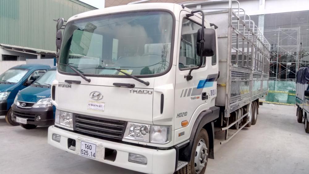 Xe tải Hyundai Thaco 3 chân 14 tấn tại Hải Phòng 0936766663