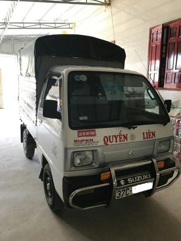 Hải Phòng bán xe tải Suzuki cũ 5 tạ, 7 tạ 0888.141.655