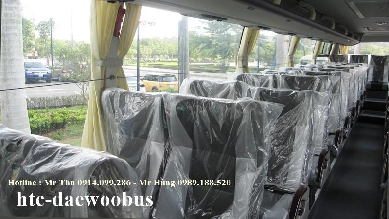 Xe khách 47 chỗ ngồi giá rẻ