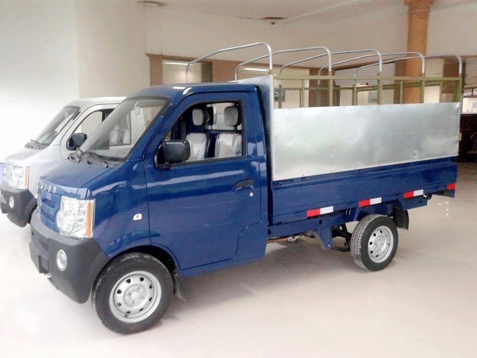 Bắc Giang bán xe Đông ben 7 tạ, 8 tạ trả góp 60 triệu 0888.141.655
