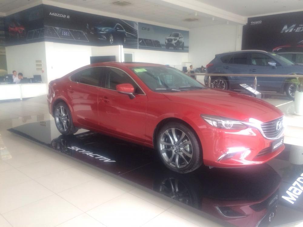 Bán ô tô Mazda 6 2.0l pre năm 2017 ưu đãi giá xe Mazda 6 facelift tốt nhất tại Biên Hòa-hotline 0932.50.55.22