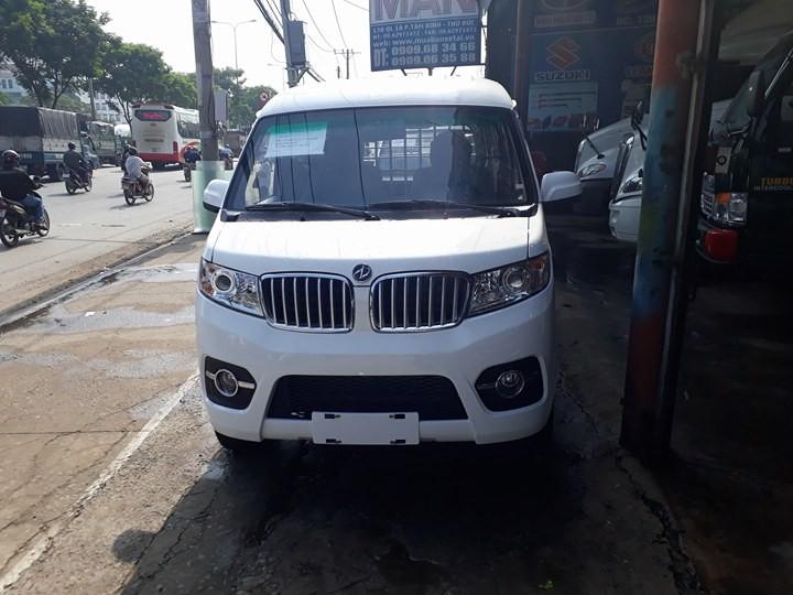 Cần bán xe Dongben X30 2017, màu trắng, nhập khẩu giá cạnh tranh